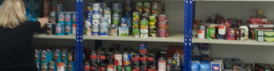 Food Bank Culcheth Community Church